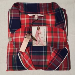 NWT Victoria  Secret  The Dreamer Flannel PJ